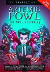 Picture of Artemis Fowl Vol 04 HC Opal Deception