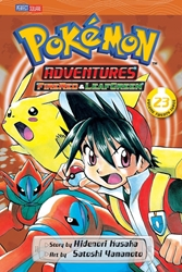 Picture of Pokemon Adventures GN VOL 23