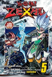 Picture of Yu-Gi-Oh! Zexal Vol 05 SC