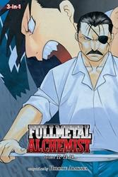 Picture of Fullmetal Alchemist 3-in-1 Vol 08 SC