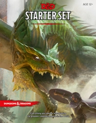 Picture of Dungeons and Dragons Starter Set