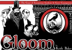 Picture of Gloom Card Game 2nd Edition