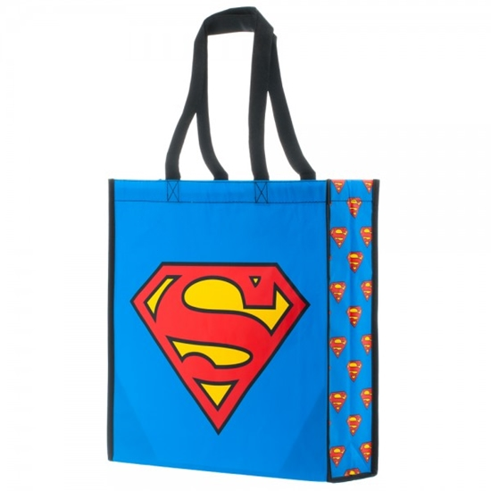 supermanlargeshoppertote