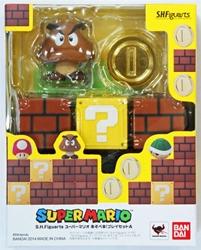 Picture of Super Mario Diorama Set A S.H. Figuarts