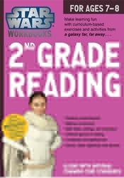 Picture of Star Wars Workbooks 2nd Grade Reading Workbook