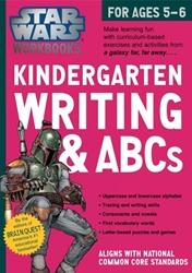 Picture of Star Wars Workbooks Kindergarten Writing and ABCs Workbook
