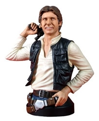 Picture of Star Wars Han Solo Collectible Mini Bust