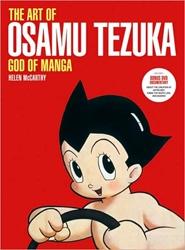 Picture of Art of Osamu Tezuka HC God of Manga