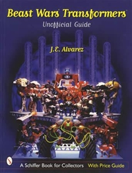 Picture of Beast Wars Transformers Unofficial Guide