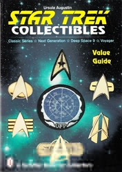 Picture of Star Trek Collectibles Value Guide