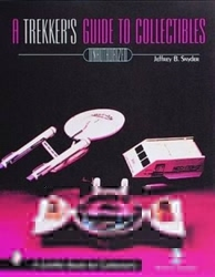 Picture of Trekker's Guide to Collectibles