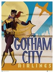 Picture of DC Bombshells Batgirl Art Print