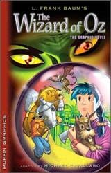 Picture of Wizard of Oz Graphic Novel