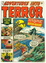 Picture of Adventures into Terror #5
