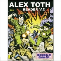 Picture of Alex Toth Reader Vol 02 SC