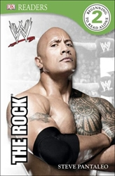 Picture of DK Readers Level 2 WWE Rock