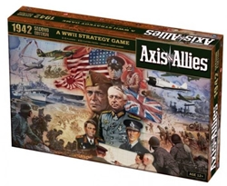 Picture of Axis and Allies 1942 Board Game 2nd Edition