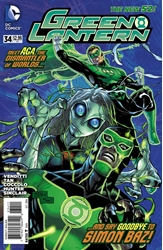 Picture of Green Lantern (2011) #34