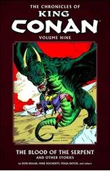 Picture of Chronicles of King Conan TP VOL 09 Blood of Serpent