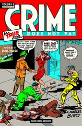 Picture of Crime Does Not Pay Archives HC VOL 08