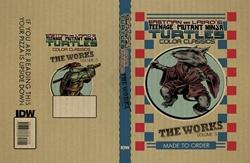 Picture of Teenage Mutant Ninja Turtles Works Vol 03 HC