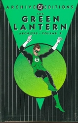 Picture of Green Lantern Archives Vol 02 HC