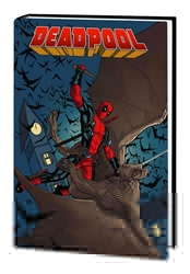 Picture of Deadpool Draculas Gauntlet HC