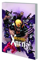Picture of Wolverine and the X-Men Tomorrow Never Leaves Vol 01 SC