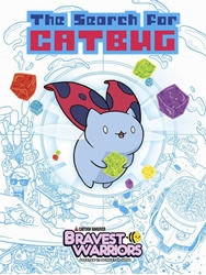 Picture of Bravest Warriors Search For Catbug HC