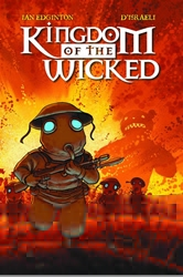 Picture of Kingdom of the Wicked HC
