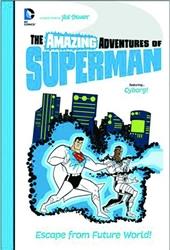 Picture of Amazing Adventures of Superman SC Escape Future World