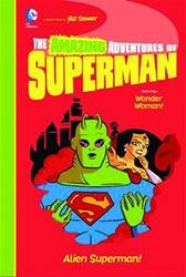 Picture of Amazing Adventures of Superman SC Alien Superman