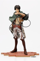 Picture of Attack on Titan Eren Yeager Brave-Act PVC Figure