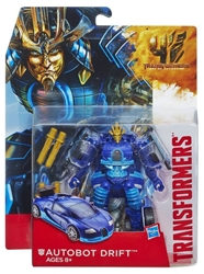 Picture of Transformers Age of Extinction Generations Deluxe Class Autobot Drift Figure