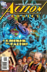 Picture of Action Comics #849