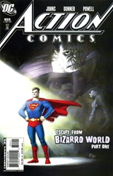 Picture of Action Comics #855