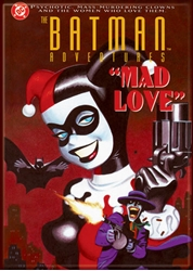Picture of Batman Adventures Mad Love #1 2nd Print Magnet