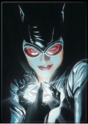 Picture of Catwoman Jewel Magnet