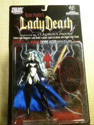 Picture of Lady Death Action Figure
