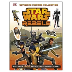 Picture of Star Wars Rebels Ultimate Sticker Collection