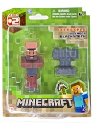 Picture of Minecraft Series 2 Villager Blacksmith Action Figure