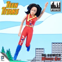 Picture of Teen Titans Retro Wonder Girl 8-In Action Figure Series 1