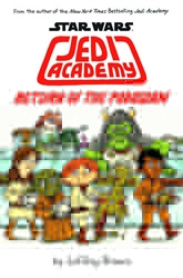 Picture of Star Wars Jedi Academy Vol 02 HC Return of the Padawan