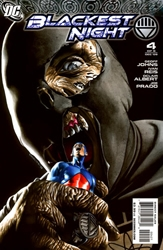 Picture of Blackest Night #4 Migliari Variant