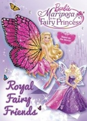 Picture of Barbie Mariposa and the Fairy Princess Royal Fairy Friends SC