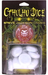 Picture of Cthulhu Dice Game Pink