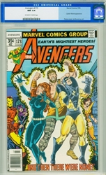 Picture of Avengers #173