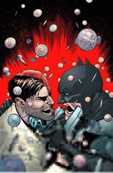 Picture of Batman and Robin (2011) Vol 05 HC Big Burn