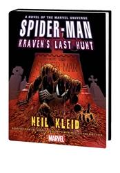 Picture of Spider-Man Kravens Last Hunt Prose Novel HC