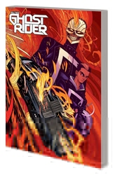 Picture of All-New Ghost Rider TP VOL 01 Engines of Vengeance